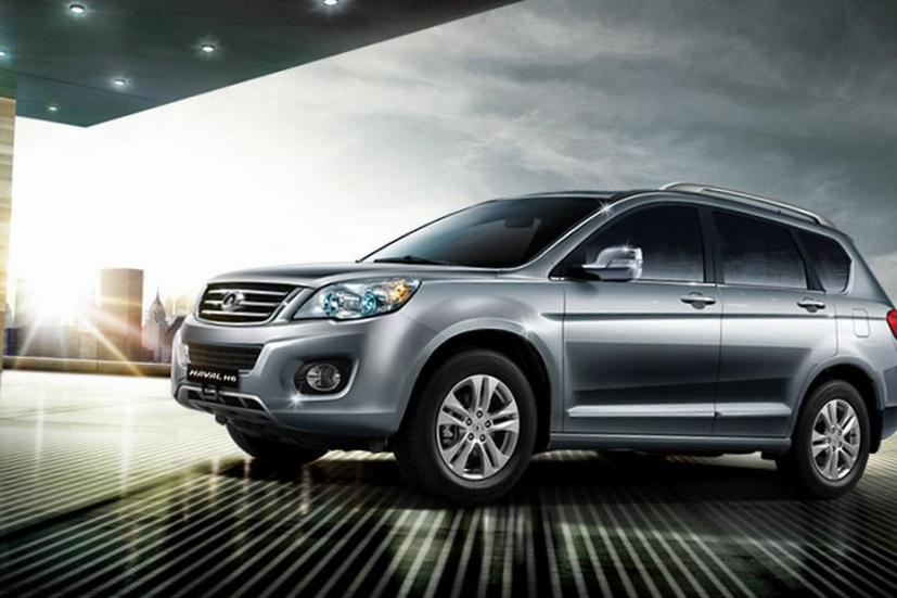 Haval H6 Sport Great Wall for sale 2012