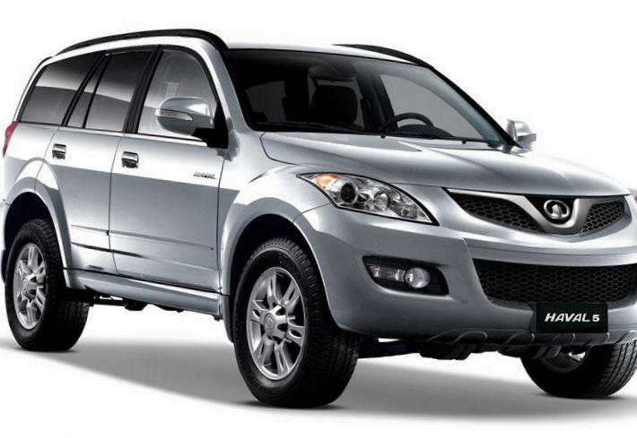 Haval H6 Sport Great Wall model 2015