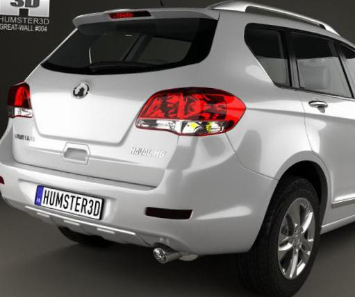 Haval H6 Sport Great Wall review 2013