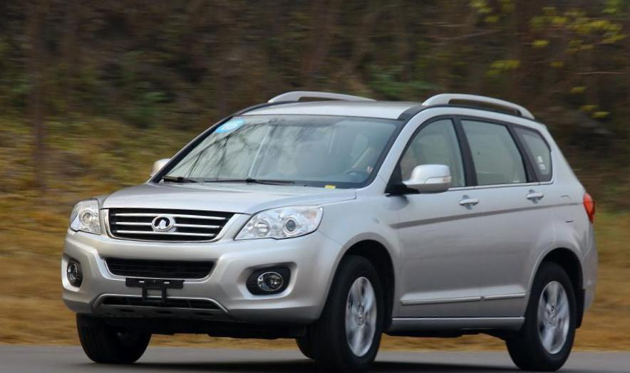 Great Wall Haval H6 price 2013