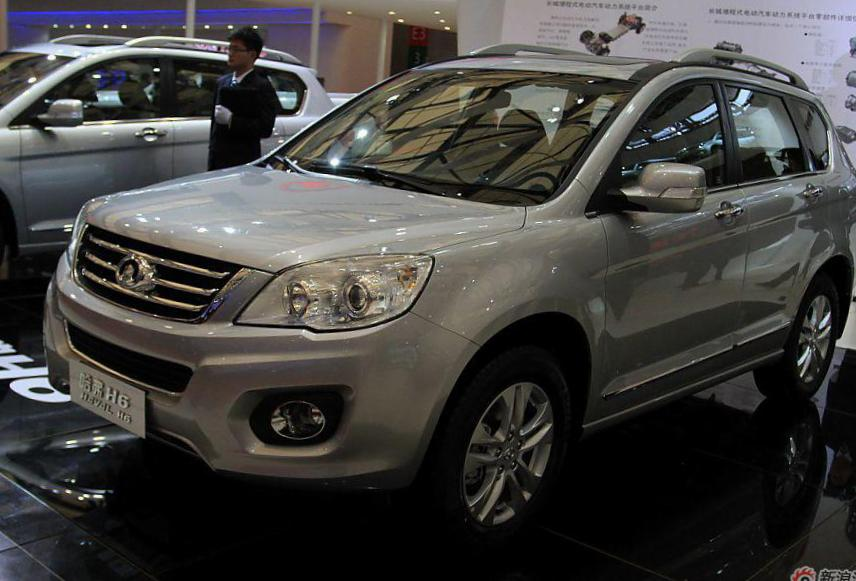 Haval H6 Great Wall configuration suv