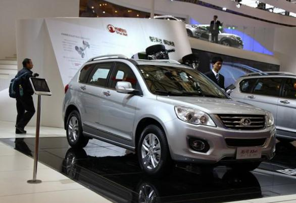 Haval H6 Great Wall lease 2015