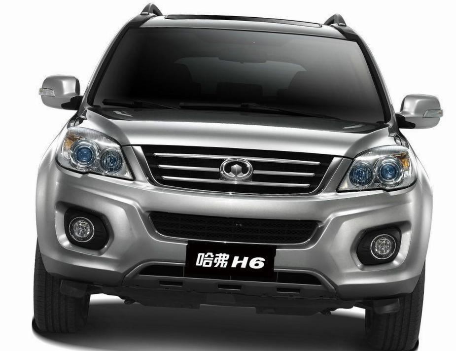 Haval H6 Great Wall spec 2012