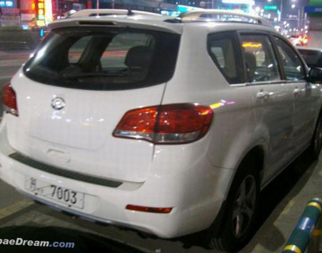 Haval H6 Great Wall used 2013