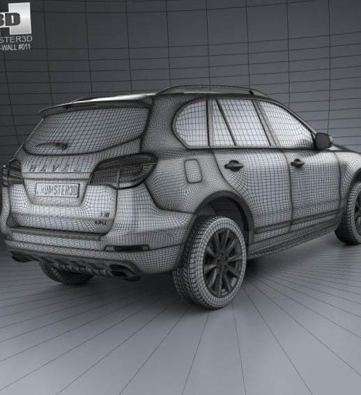 Great Wall Haval H8 approved suv