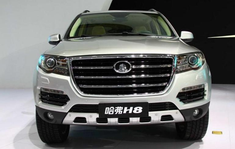 Great Wall Haval H8 auto suv