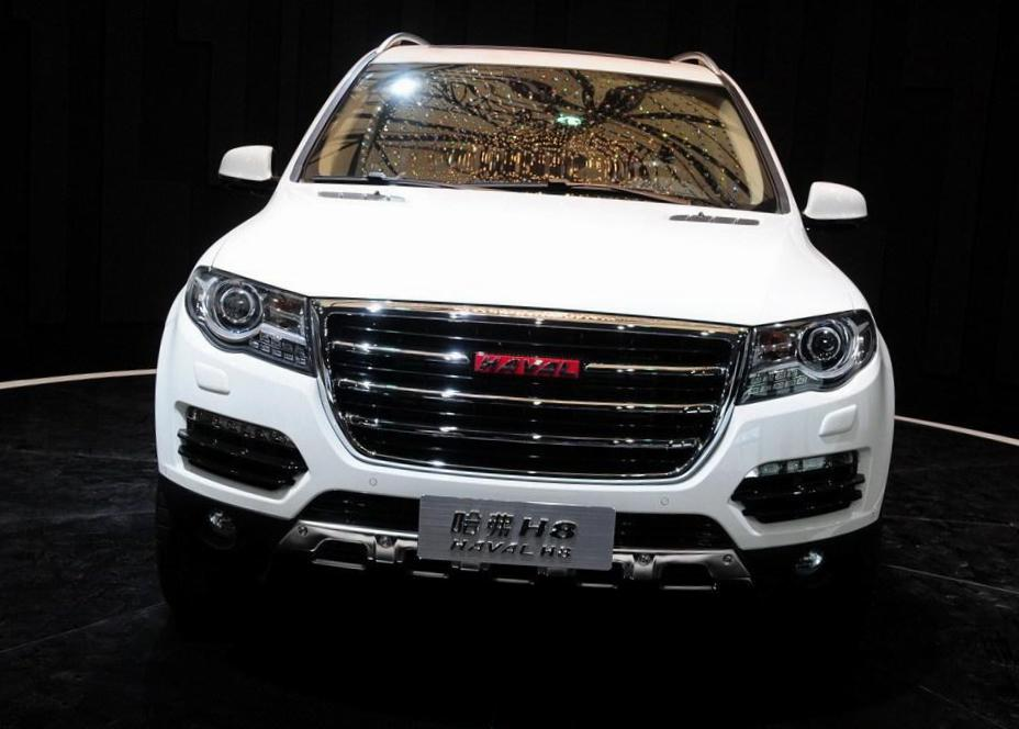 Haval H8 Great Wall auto 2010