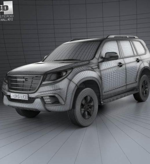 Great Wall Haval H9 lease suv