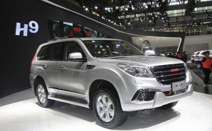 Great Wall Haval H9 price 2010