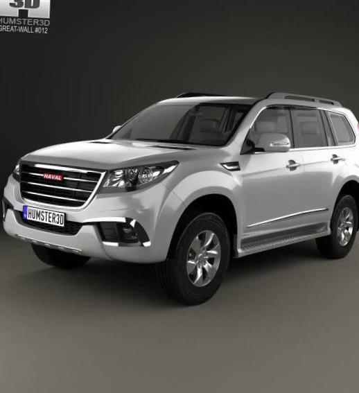 Great Wall Haval H9 review 2013