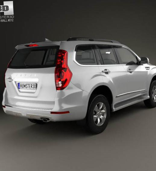 Great Wall Haval H9 Specifications 2011
