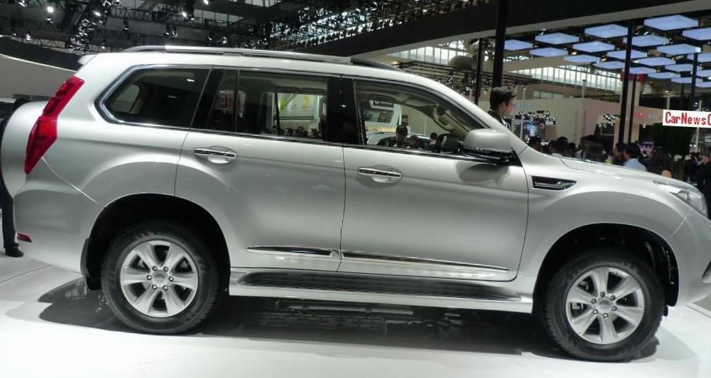 Haval H9 Great Wall how mach suv