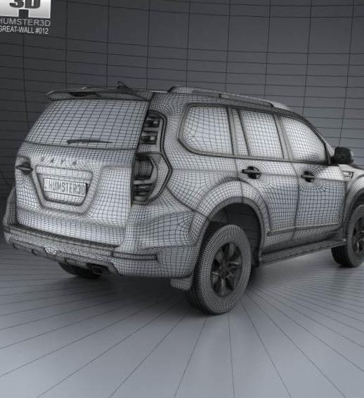 Haval H9 Great Wall tuning suv