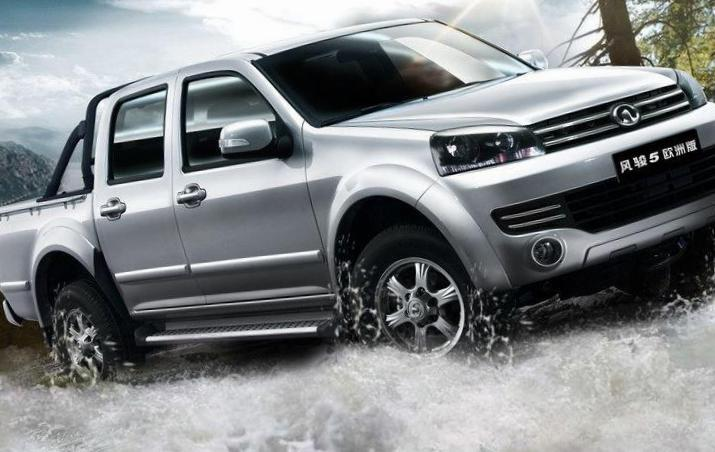 Great Wall Wingle 5 approved suv