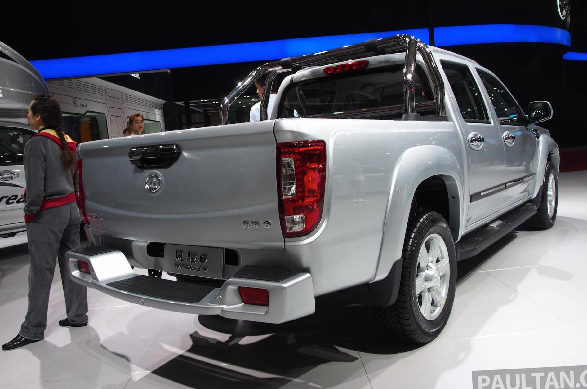 Wingle 5 Great Wall approved 2012
