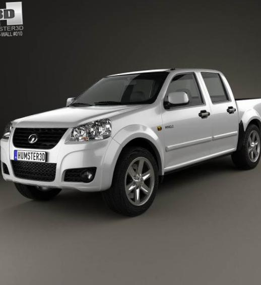 Wingle 5 Great Wall lease suv