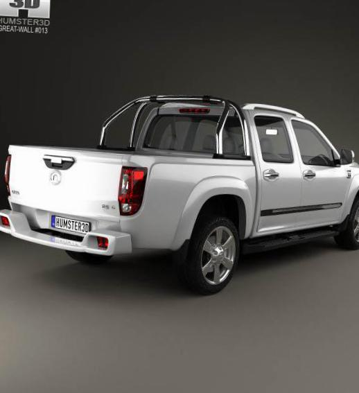 Wingle 5 Great Wall spec suv