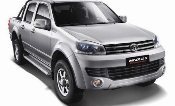 Wingle 3 Great Wall Specification 2013