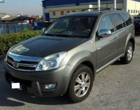 Great Wall Hover lease 2013