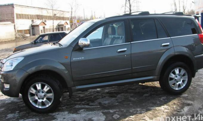 Great Wall Hover parts suv
