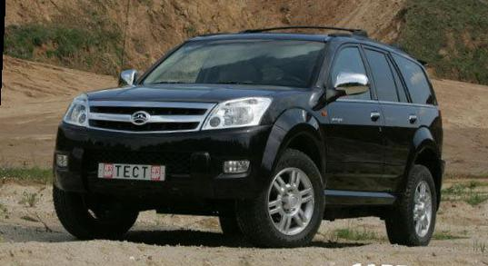 Great Wall Hover auto 2005