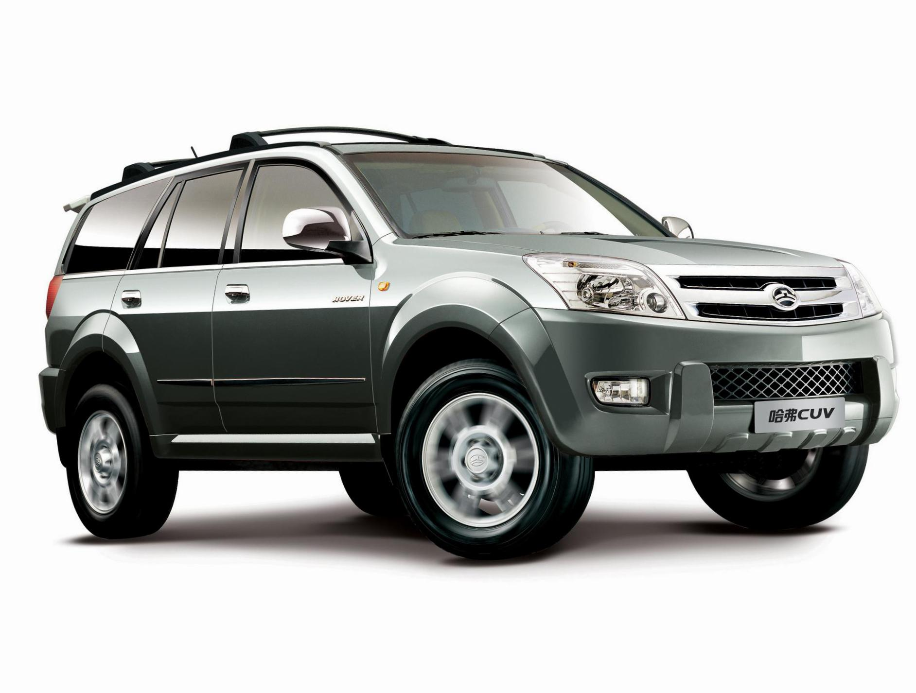 Great Wall Hover Specification suv