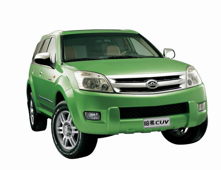Great Wall Hover Specifications 2007