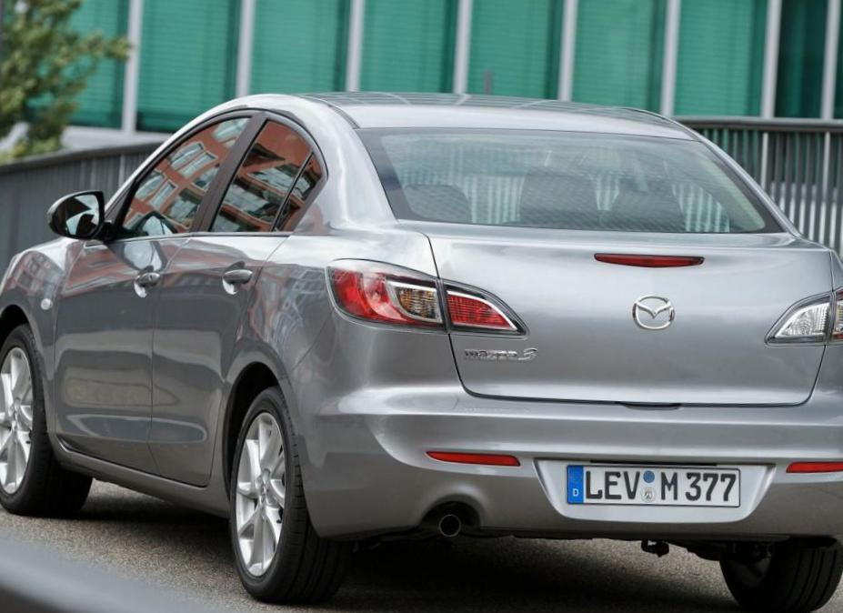 3 Sedan Mazda Specifications 2010