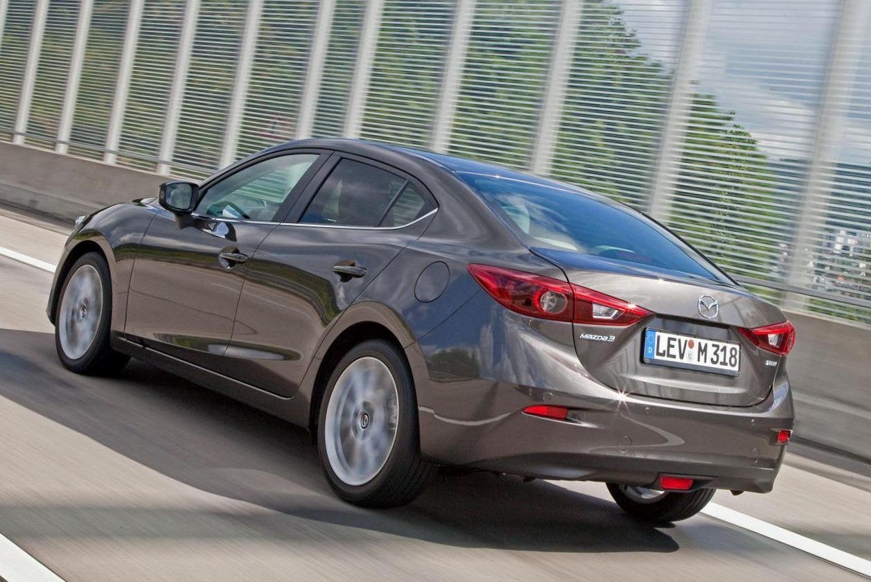 Mazda 3 Sedan Price 2014