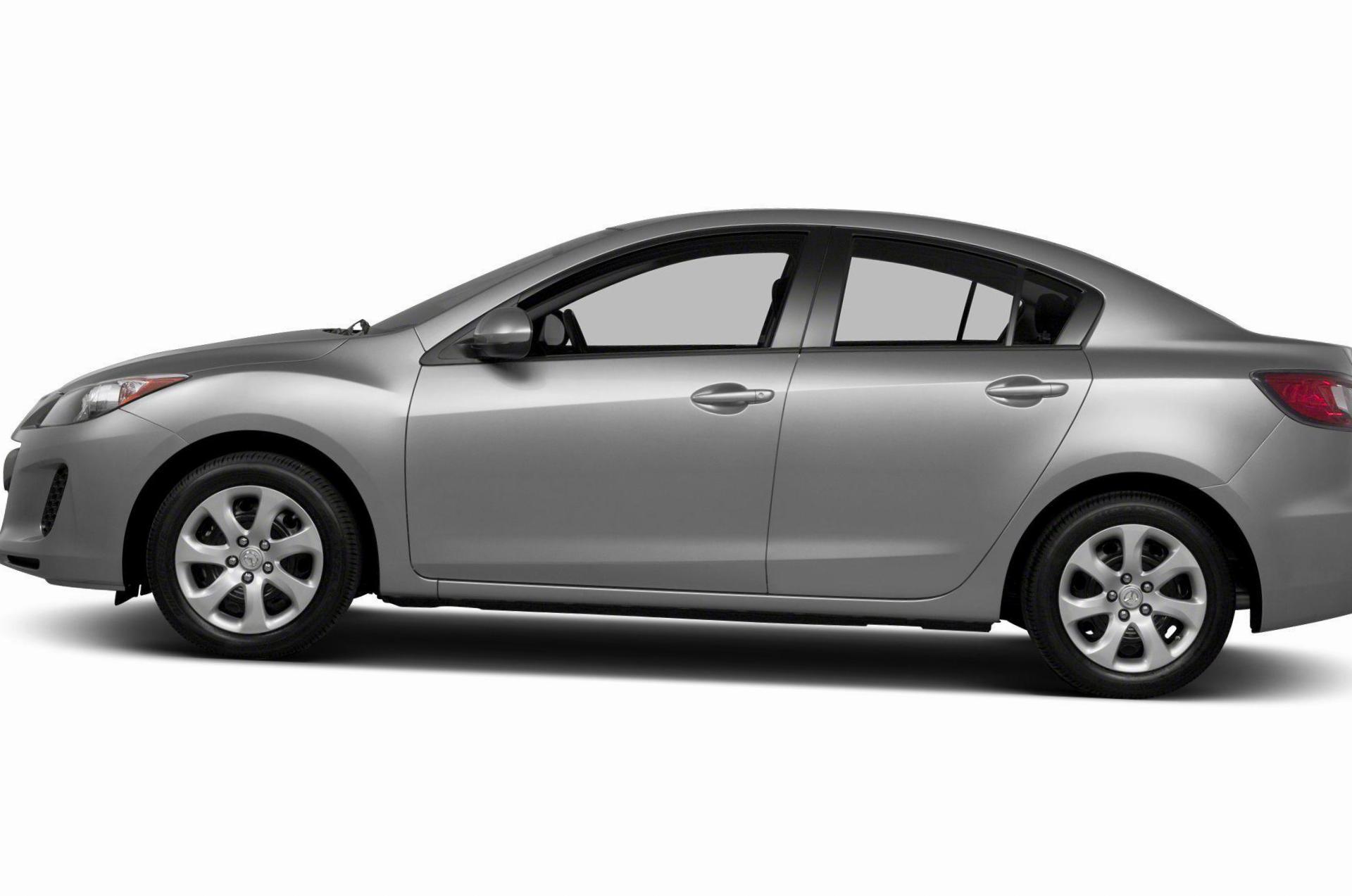 Mazda 3 Sedan Review 2010