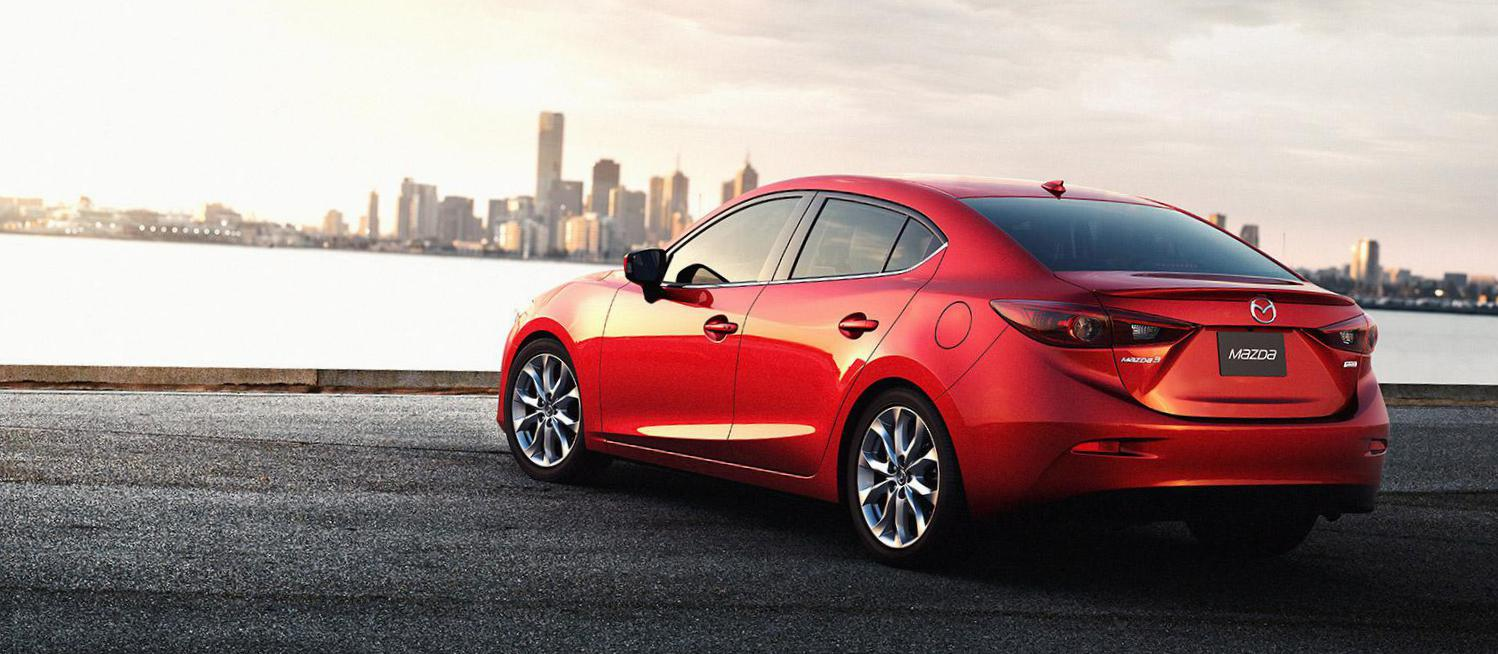 Mazda 3 Sedan reviews 2008