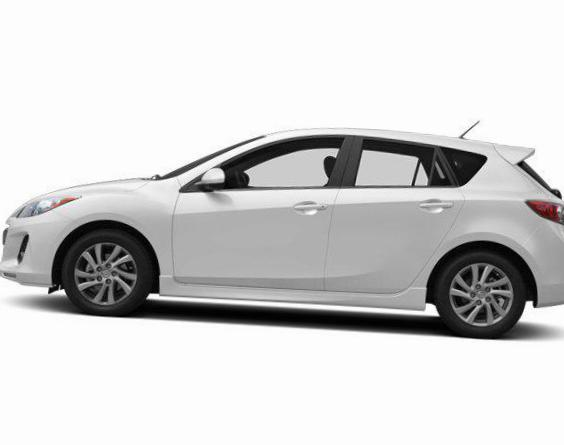 3 Hatchback Mazda configuration 2010