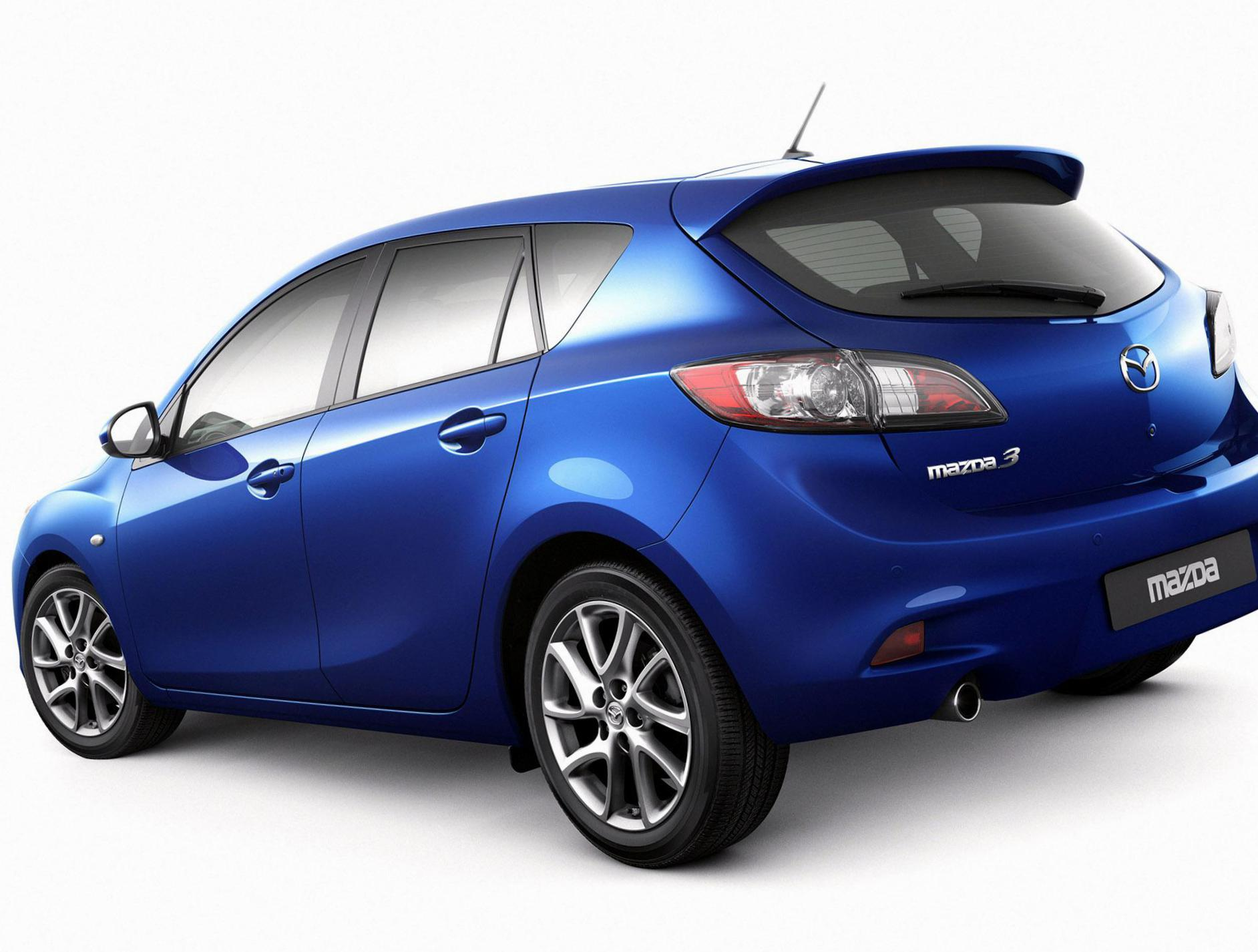 Mazda 3 Hatchback reviews 2010