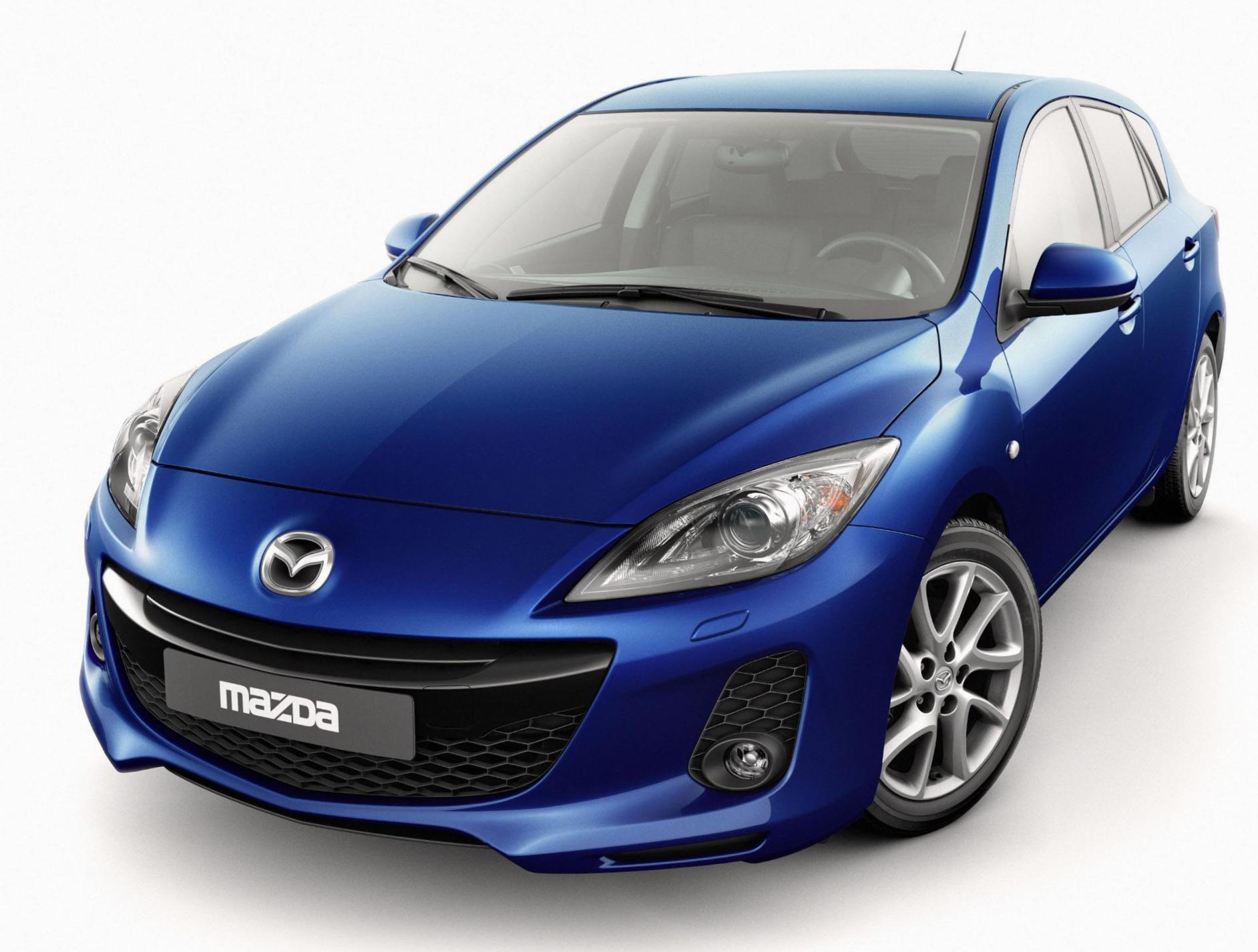 Mazda 3 Hatchback usa 2011