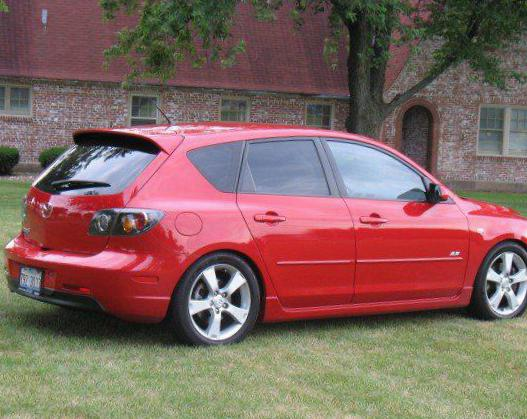3 Hatchback Mazda how mach hatchback