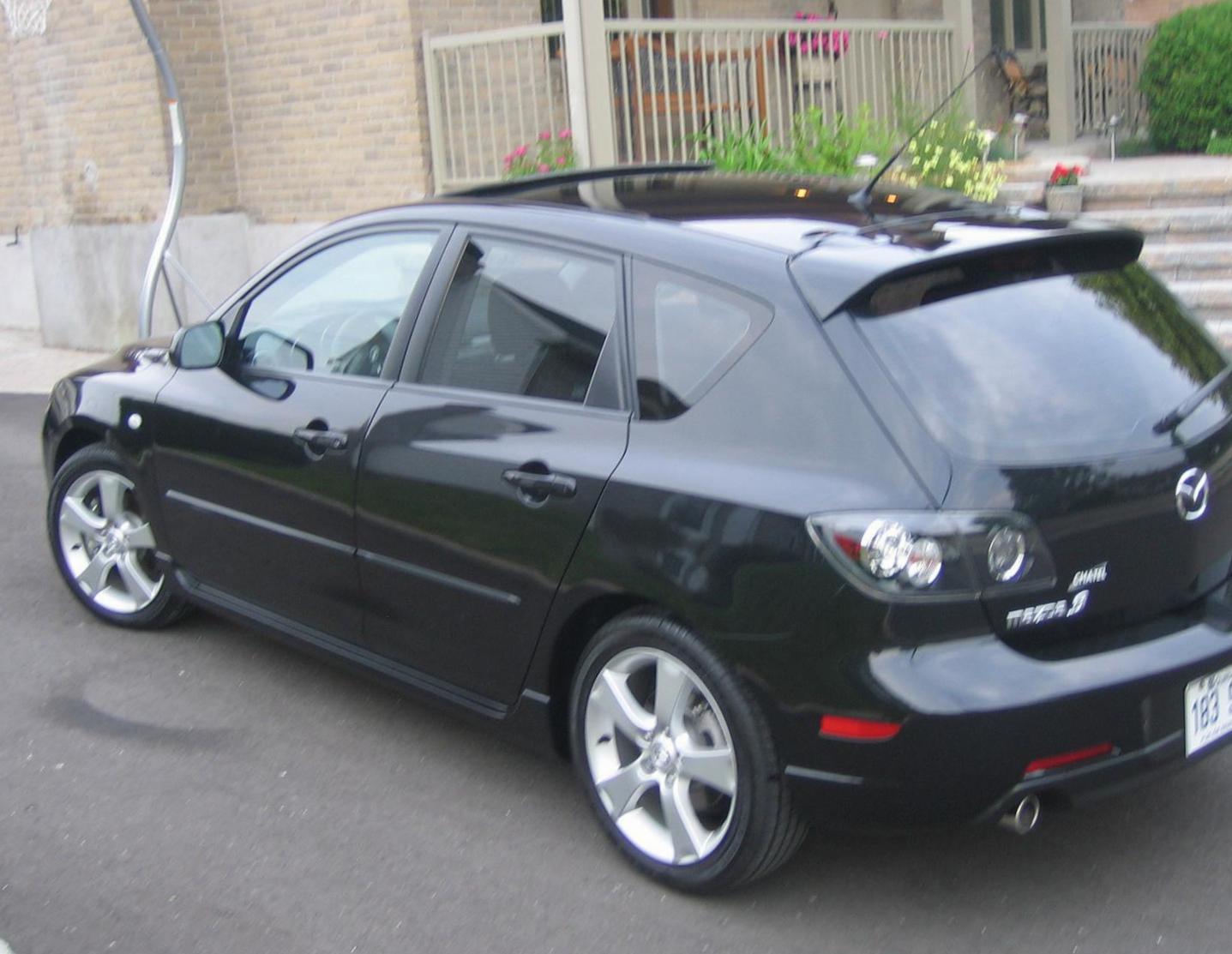 mazda 3 hatchback 2013 specs