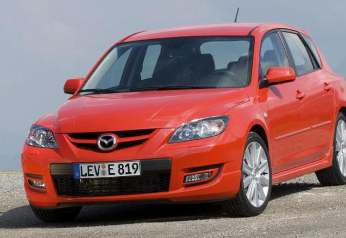 3 MPS Mazda reviews 2011