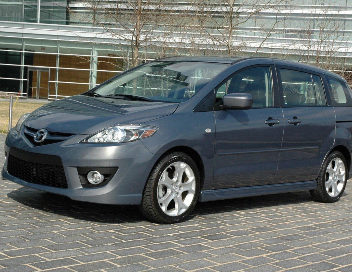 Mazda 5 prices hatchback