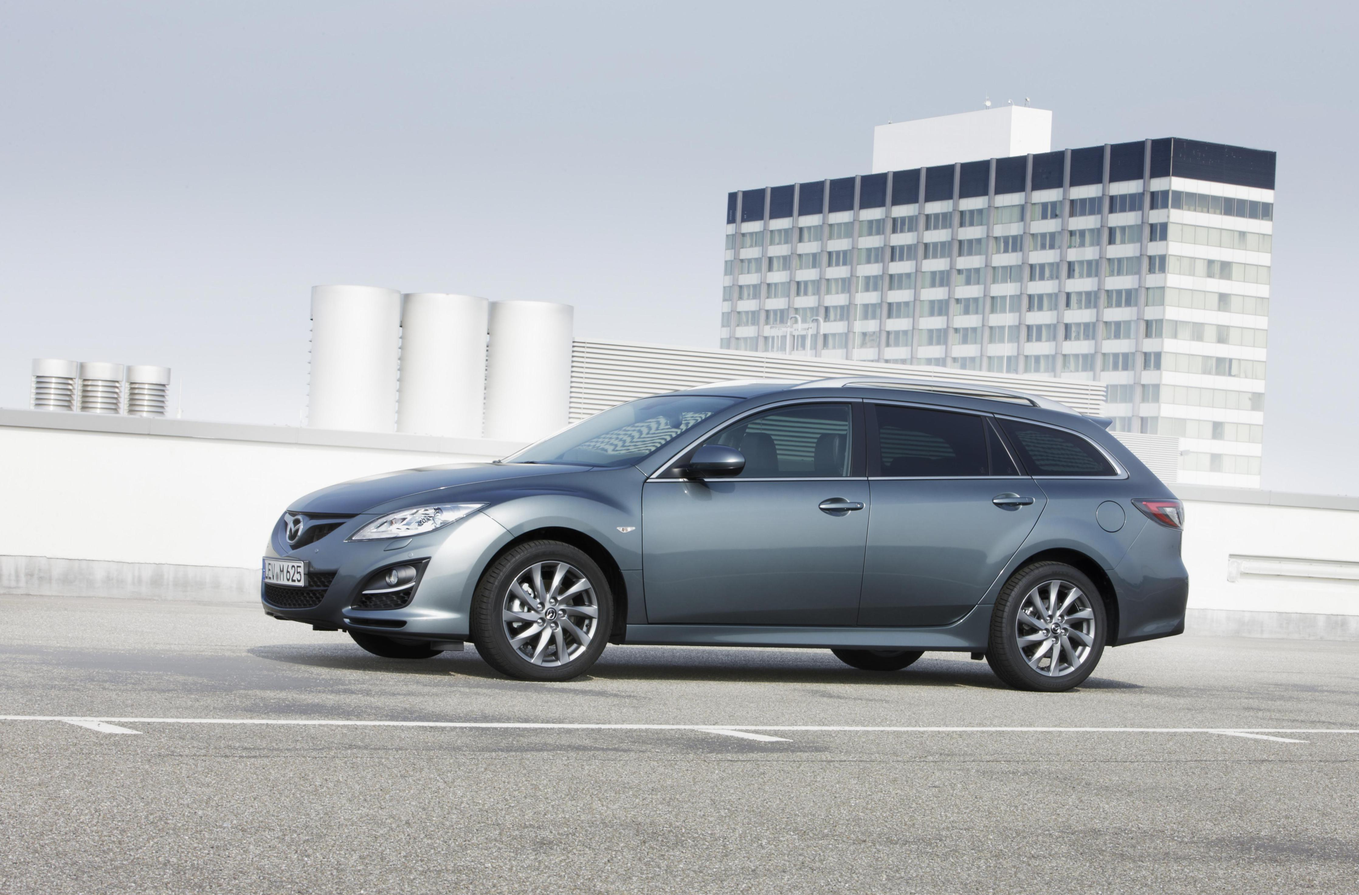 Mazda 6 Wagon approved 2011