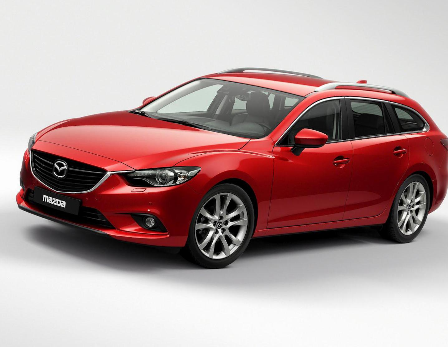 Mazda 6 Wagon configuration hatchback