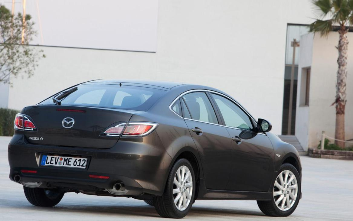 6 Hatchback Mazda review 2012