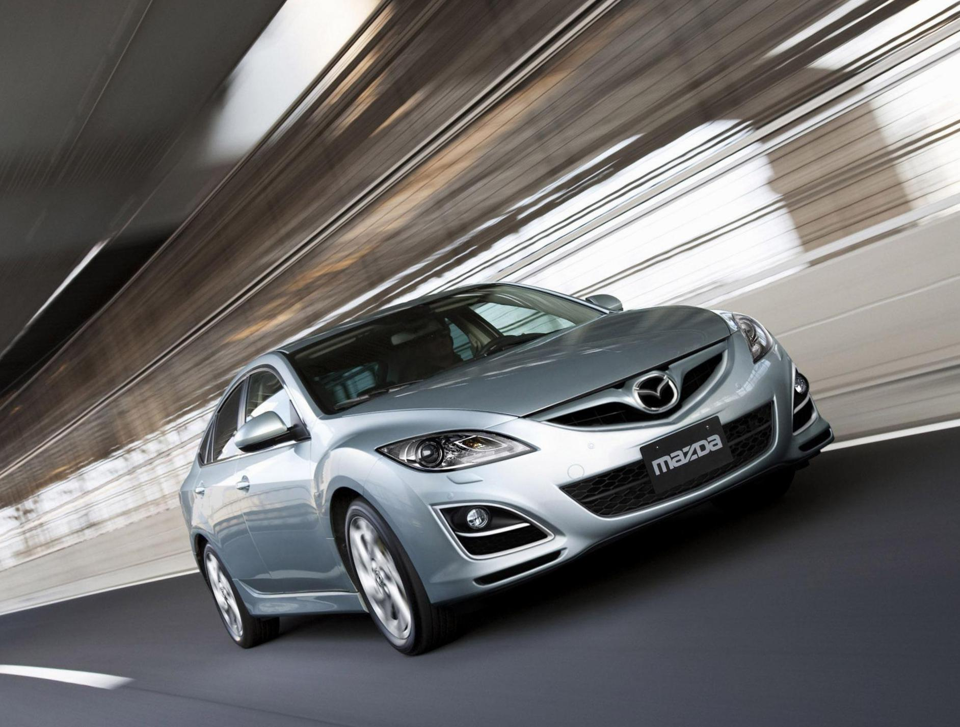 6 Hatchback Mazda Specifications 2011