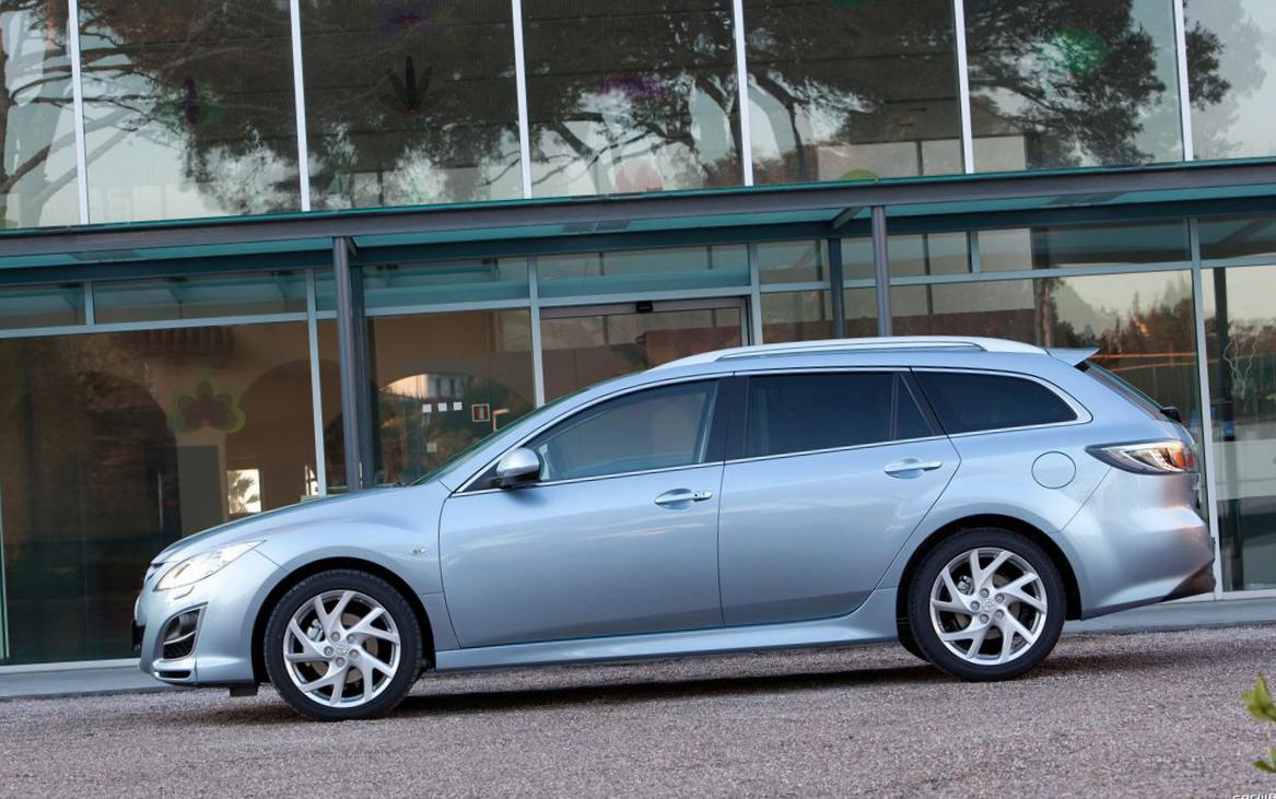 6 Wagon Mazda Specifications 2006
