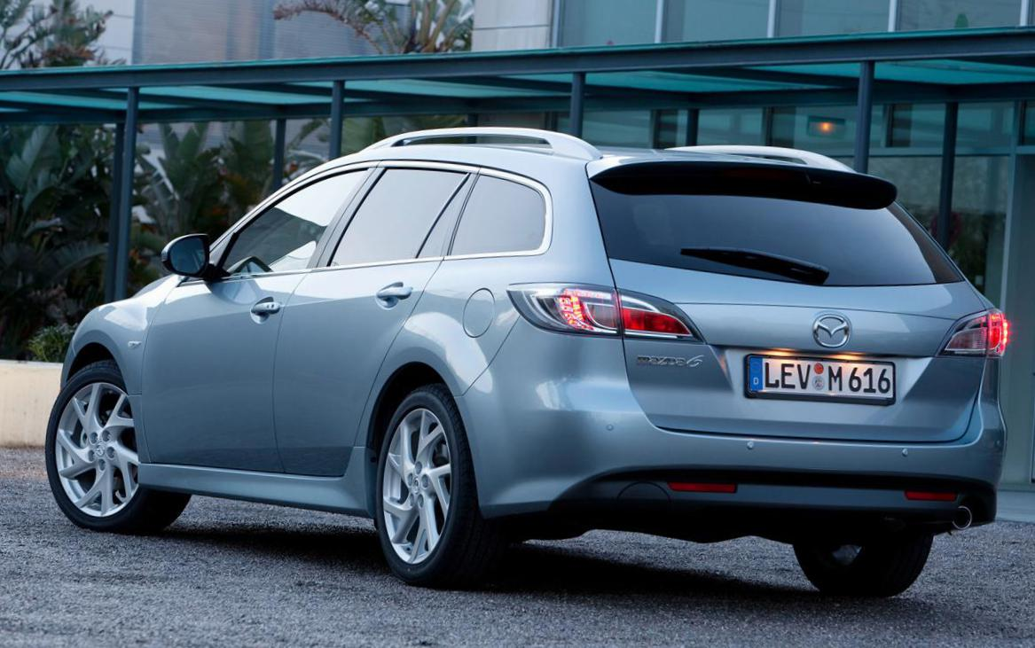 Mazda 6 Wagon models 2011