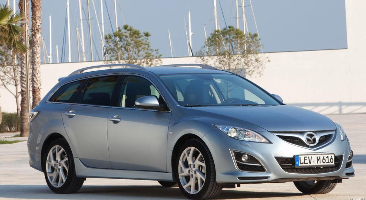 Mazda 6 Wagon prices sedan