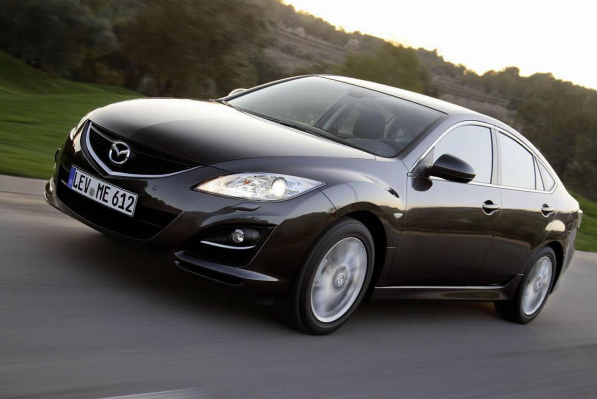 Mazda 6 Wagon Specifications 2009