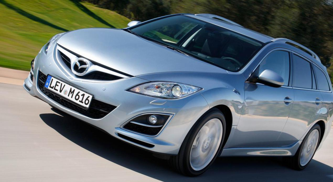 Mazda 6 Wagon used 2010