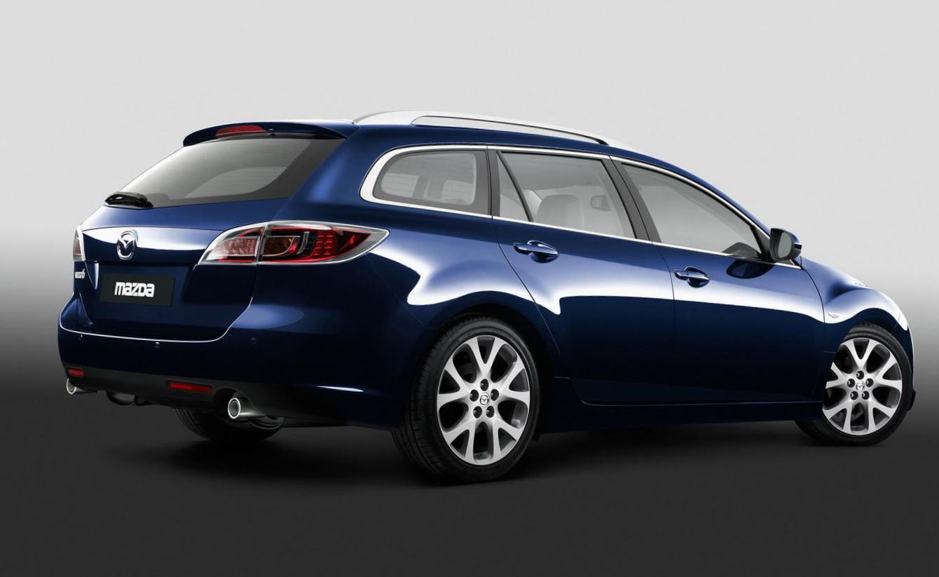 Mazda 6 Wagon Usa Minivan