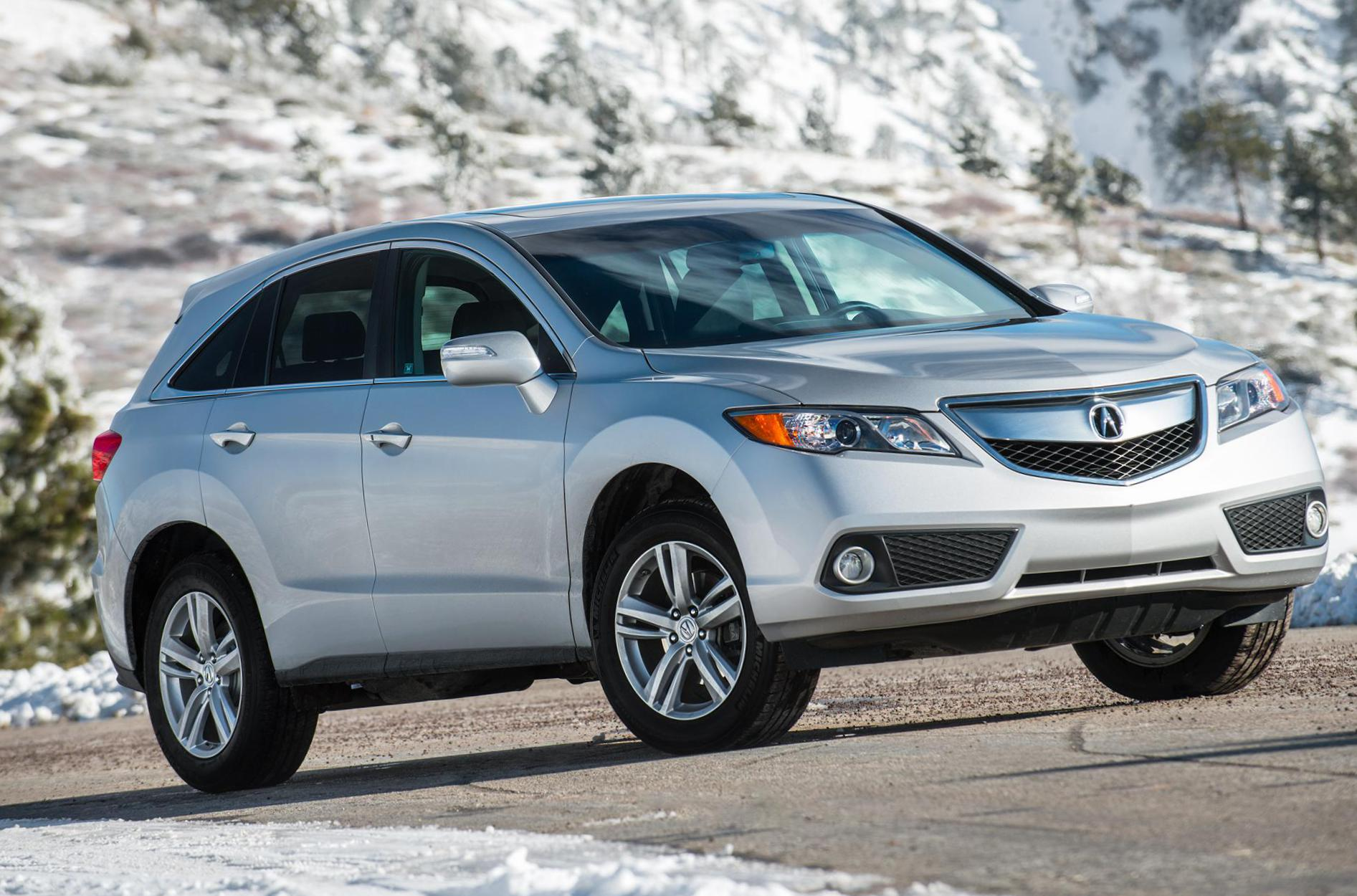 RDX Acura approved sedan