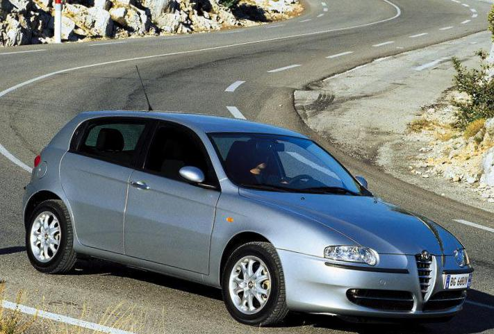 Alfa Romeo 147 5 doors lease 2006